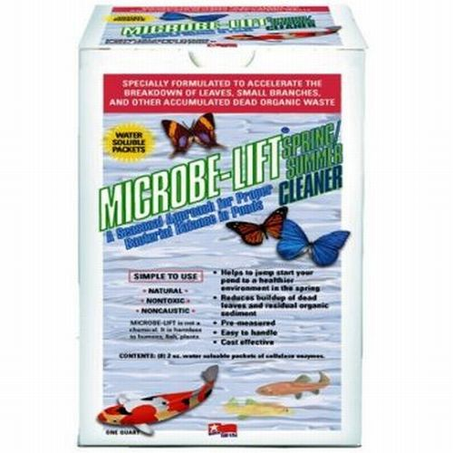 Microbe Lift Spring Summer Cleaner 1 Litre
