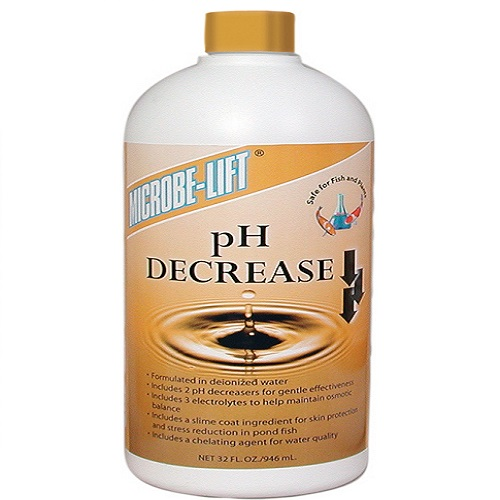Microbe Lift PH Decrease 1 Litre