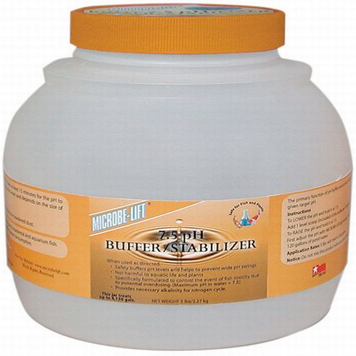 Microbe Lift PH 7.5 Buffer/Stabilizer 1.82kg