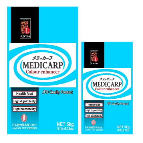 Medicarp Color, Colour Enhancer
